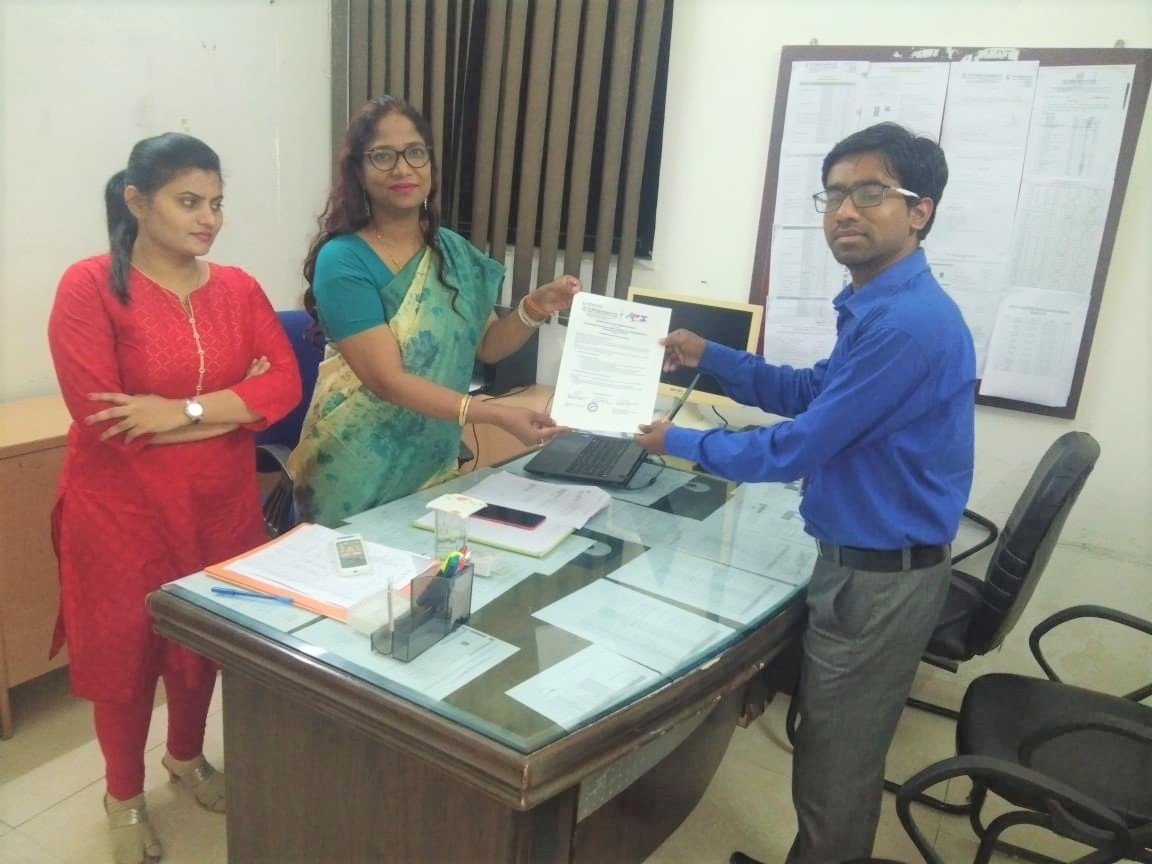 SIgned MOU with TGPCET Nagpur